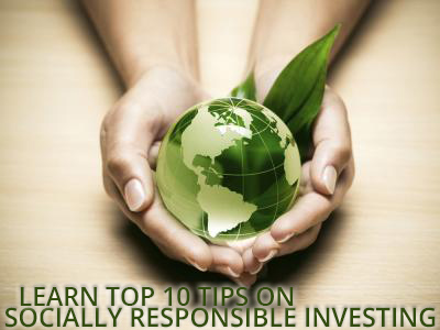 tips on socially responsible investing
