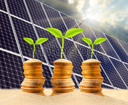Solar Making money